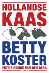 Boek Hollandse Kaas Betty Koster