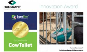 Eurotier hannover cowtoilet